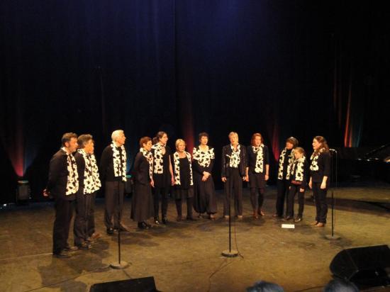 Concert à l'espace93