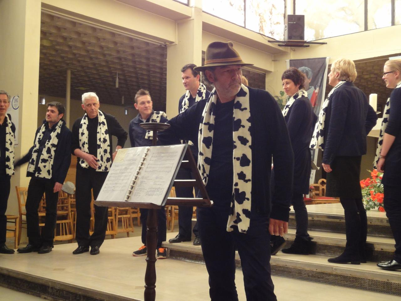 Concert Eglise St Michel de Livry Gargan mai 2013