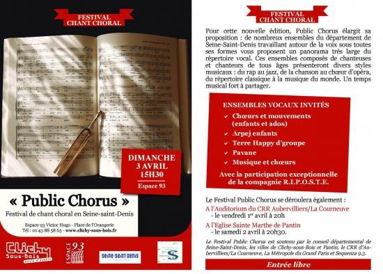 Publc Chorus 2016 3 avril